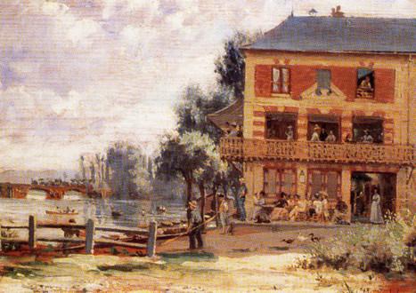 Le musée Fournaise: le rendez-vous des impressionnistes | Espace Chanorier | Scoop.it