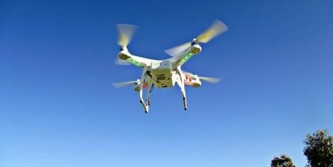Dronologie 101 : Préparer le terrain pédagogique | Ressources pour la Technologie au College | Scoop.it