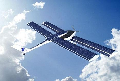 Eraole, l'avion du futur   Innovations urbaines   Scoop.it