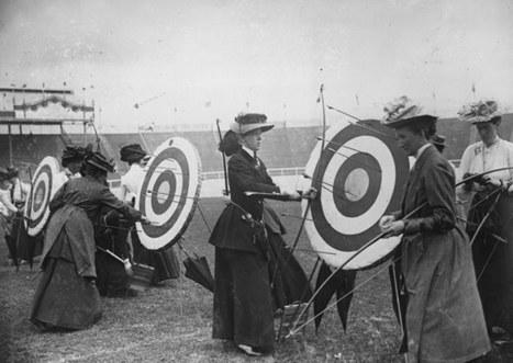 Les Jeux Olympiques de Londres en 1908 | Auprès de nos Racines - Généalogie | Scoop.it