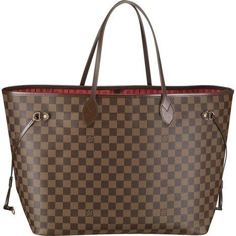4c0b654dca78 Wholesale Réplique Louis Vuitton Damier Ebene Canvas Neverfull GM N51106 -  €160.55   répliques sac Louis Vuitton,Hermès sacs réduction,Chanel pas cher