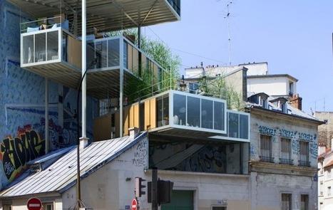 Repenser les toits de Paris | Economie circulaire | Scoop.it