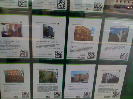 Le QR Code peut-il aider l'immobilier ? | QRiousCODE | Scoop.it