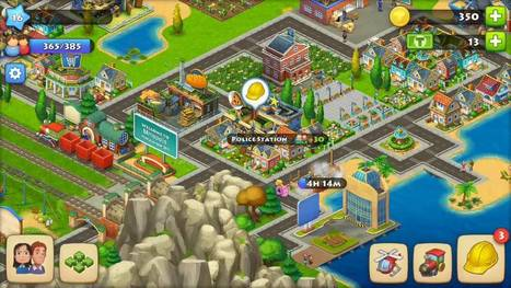 how to play township on other devices