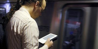 Les Américains toujours plus friands de livres numériques | Veille en médiathèque | Scoop.it