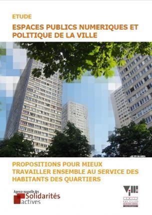 Espaces publics numériques et politique de la ville | Antenne citoyenne | Scoop.it