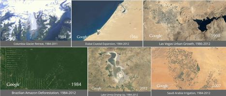 Animated GIFs of Earth Over Time | Historia y Mapas | Scoop.it