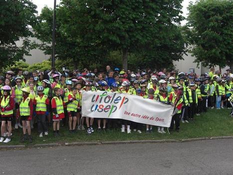 Ronde Cyclo avec l'USEP de Seine-et-Marne | RoBot cyclotourisme | Scoop.it