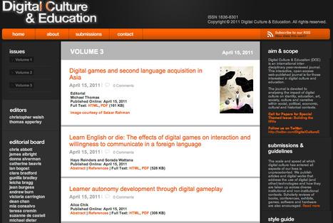 Digital Culture & Education | Social e-learning network | Scoop.it