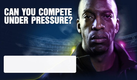 BBC - Lab UK - Experiments - Lab UK - Experiments - Can You Compete Under Pressure? | The Global Village | Scoop.it