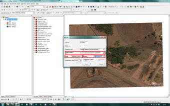 [Geotecnologias] Manual definitivo de como baixar e georreferenciar facilmente imagens do Google Earth usando o ArcMap   Open Geographic Information Systems   Scoop.it