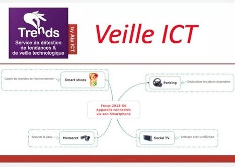 Nouveau Rapport sur les Appareils Connectés | eServices | Scoop.it
