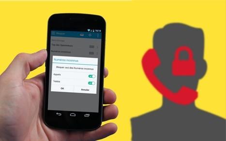 Stop au harcèlement : Comment bloquer les numéros inconnus | Mes ressources personnelles | Scoop.it