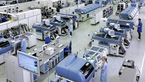 The Dawn of the Smart Factory | Technology content from IndustryWeek | Social Mercor | Scoop.it