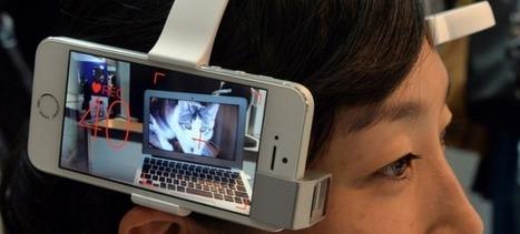 Une caméra commandée par les ondes cérébrales   Innovations urbaines   Scoop.it