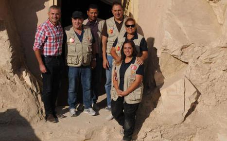Málaga acogerá una de las mayores colecciones privadas de arqueología | Egiptología | Scoop.it