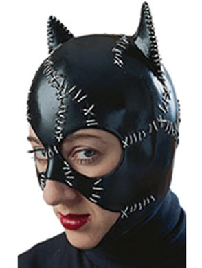 Catwoman Mask - Angels Fancy Dress Costumes | Stagecraft | Scoop.it