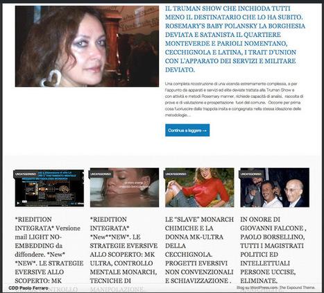 A PORTATA DI CLICK - www.paoloferraro.it | CDD Comitato Difendiamo la Democrazia | Scoop.it
