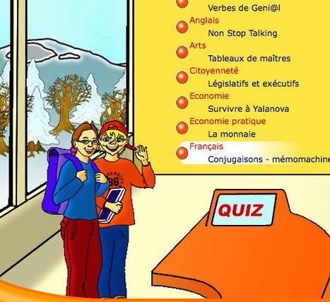 Educlasse Ch Francais Langue D Enseig