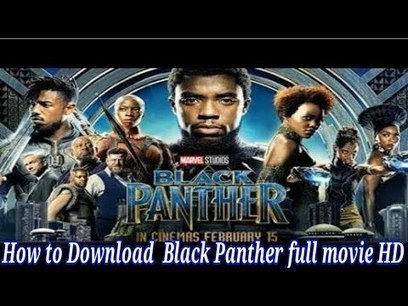 Black Panther (English) 3gp movie in hindi download