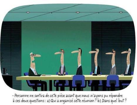 Les BD sur la vie de bureau s'arrachent comme des petits pains | Centre des Jeunes Dirigeants Belgique | Scoop.it