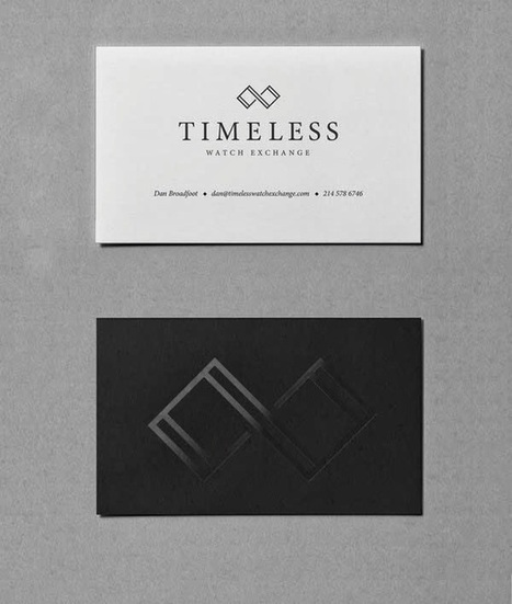 Business card in the graphic design inspiration scoop modern and luxury business card designs 60 high quality examples reheart Images