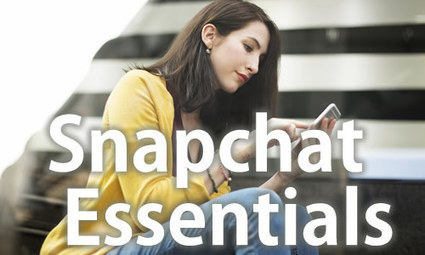 Snapchat Essentials for Curious Newbies | Handy Online Tools for Schools | Scoop.it