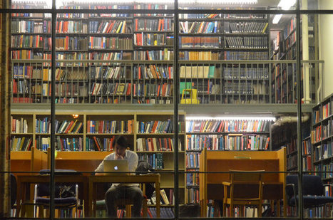 Libraries in the Digital Age? Yes, They're Still Crucial | Leading authentic learning | Scoop.it