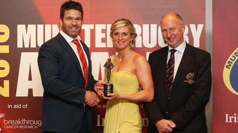 Stander Is Munster Player Of The Year For Second Time | Diverse Eireann- Sports culture and travel | Scoop.it