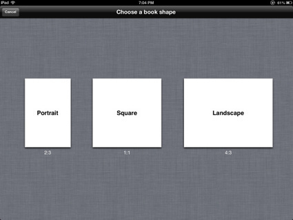 Apps in the Classroom - Book Creator | Creating on the iPad | Scoop.it