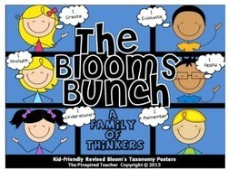 A Powerful App For Every Level Of Bloom's Taxonomy - Edudemic | Education, iPads, | Scoop.it