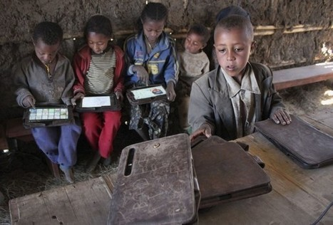 Ethio­pian kids teach themselves with tablets | Languages, Learning & Technology | Scoop.it
