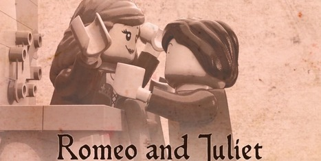 Lego Marks Anniversary Of Shakespeare's Death In Typically Awesome Way   Google Lit Trips: Reading About Reading   Scoop.it