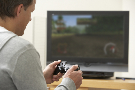 Study: Video Games Are A Great Way To Rehabilitate Stroke Victims ... | Game Ponder | Scoop.it