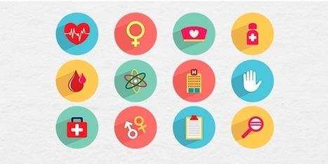 Recursos frescos para profesionales web, edicion enero: iconos e imágenes libres   Create, Innovate & Evaluate in Higher Education   Scoop.it