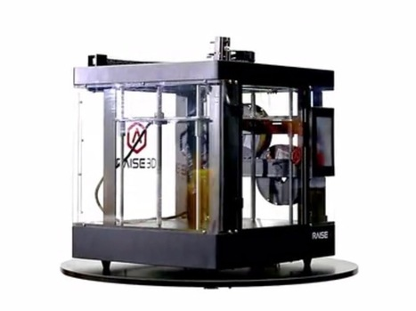 The Incredible Raise3D N-Series 3D Printers | 3D Printing in Manufacturing Today | Scoop.it