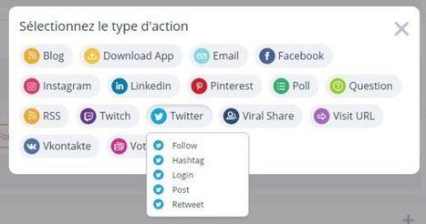 Adpow : un outil pour créer un jeu concours viral sur les réseaux sociaux | Time to Learn | Scoop.it