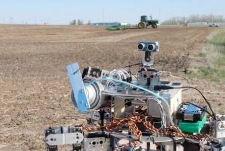 Prospero the Swarming Farmbot Wants to Show You the Future of Agriculture   Artificial Intelligence and Robotics   Scoop.it