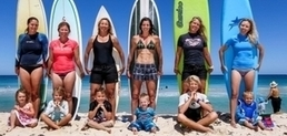Surf gives mums the break to catch a breath - The West Australian | surf | Scoop.it