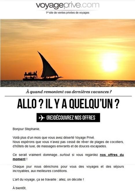 Retenez l'attention avec vos newsletters ! | Tourisme et marketing digital | Scoop.it