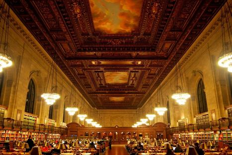 New York Public Library and Macmillan to Launch a Publishing Partnership | Children's Book Council | Librarysoul | Scoop.it