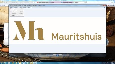 Mauritshuis presenteert nieuwe visuele identiteit | Huisstijl | Scoop.it