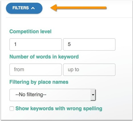 How to Find the Best Keywords to Start Creating Content in Few Seconds | Content Marketing & Content Strategy | Scoop.it