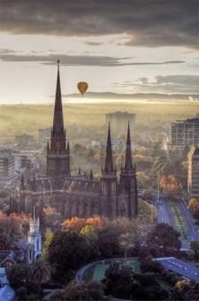 Melbourne, Australia.   Beautiful places.   Scoop.it