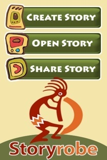 Storyrobe: app to create stories | Vocabulary Instruction | Scoop.it