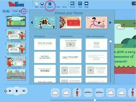 Announcing Simple Mode – Creating a PowToon just got 150x Easier | E-learning | Scoop.it