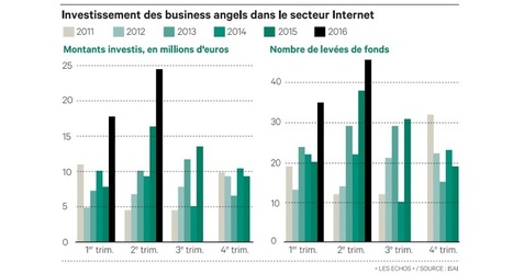 Business angels : la hausse en trompe-l'oeil des investissements en France | Business Angels actualités | Scoop.it