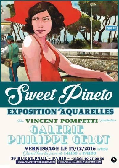 Sweet Pineto de Vincent Pompetti | Tous les événements à ne pas manquer ! | Scoop.it