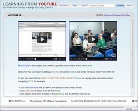 Learning from YouTube > Open Access Video-Book | School Libraries around the world | Scoop.it