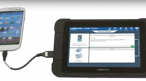 Hacker Steals 900 GB of Cellebrite Data | Informática Forense | Scoop.it
